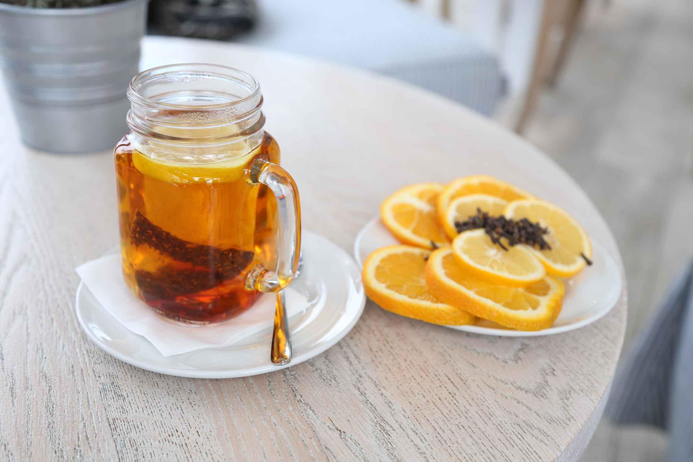 7 zdravih razlogov za pitje črnega čaja